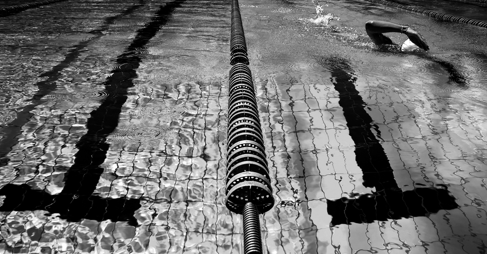 Exceso de cloro en piscinas y jacuzzi