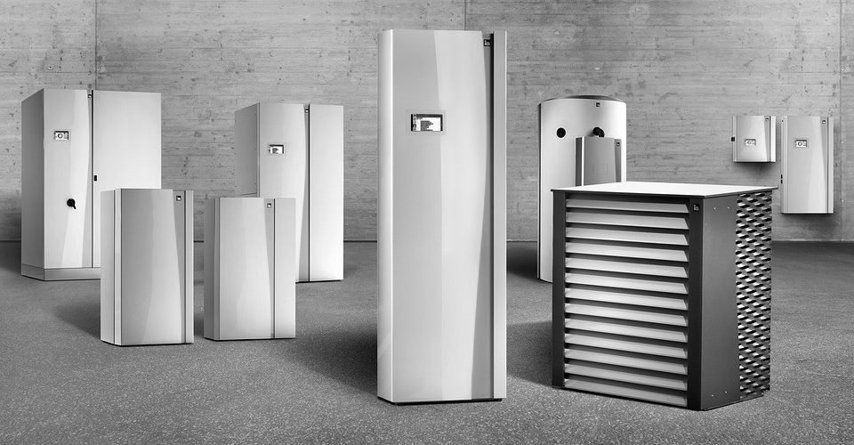 instalacion para calefaccion